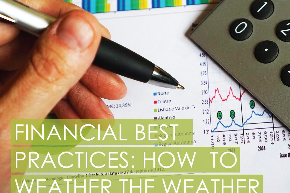 Webinar: Financial best practices – how to weather the weather