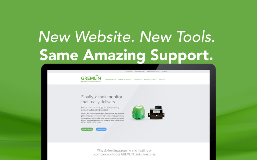 GREMLIN Tank Monitors Has A New Website!