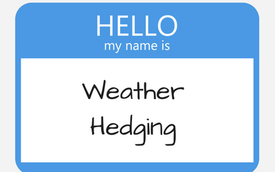 An Introduction To Weather Hedging: What It Is And How It Works