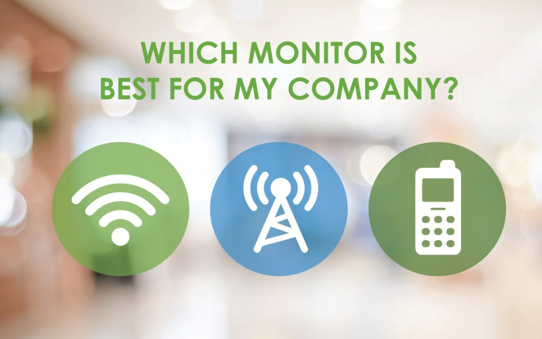 Wi-Fi, Cellular or RF – Which type is the best tank monitor for your company and customers?