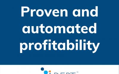 Proven and automated profitability