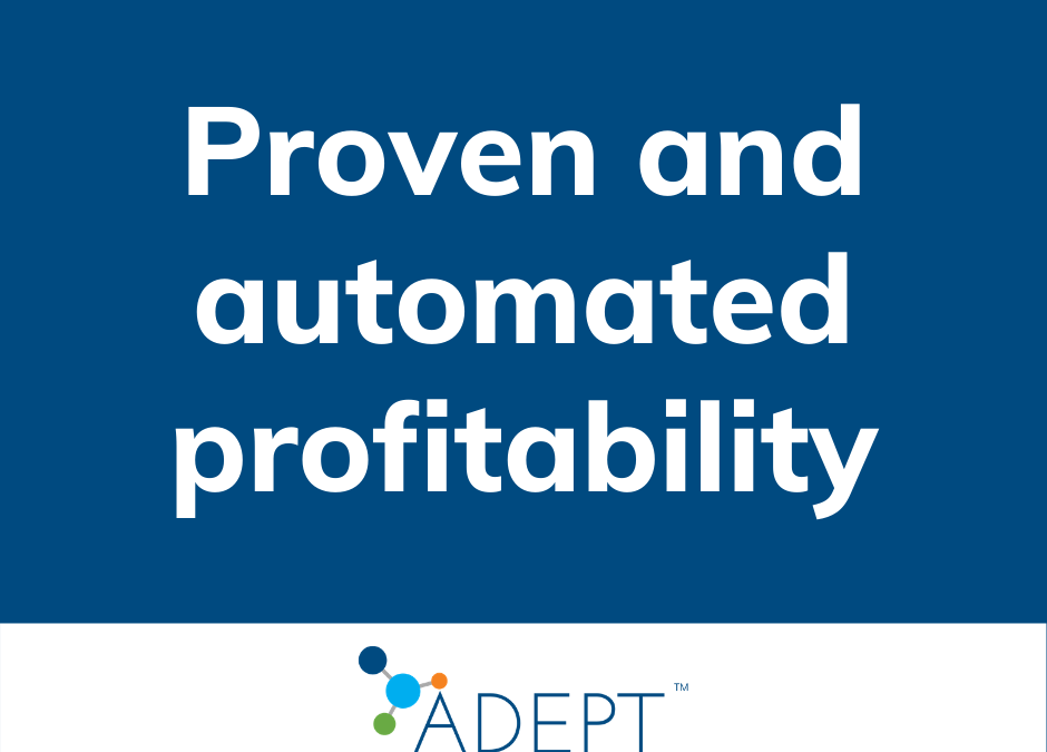 Proven and automated profitability