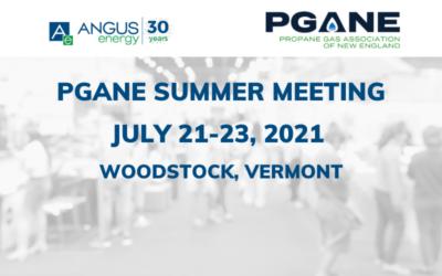 PGANE Summer Meeting